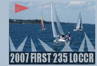 See the latest on the 2006 First 235 LOCCR!
