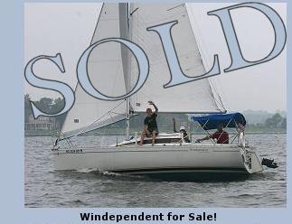 First 235, Windependent, now for sale!